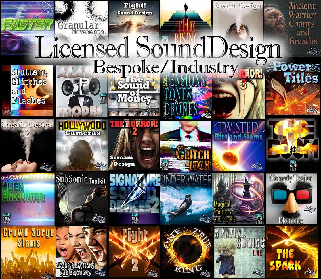 2496 Sound Effects Design